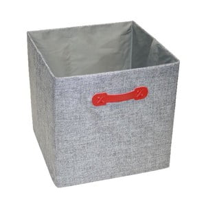 Úložný box Cube Grey