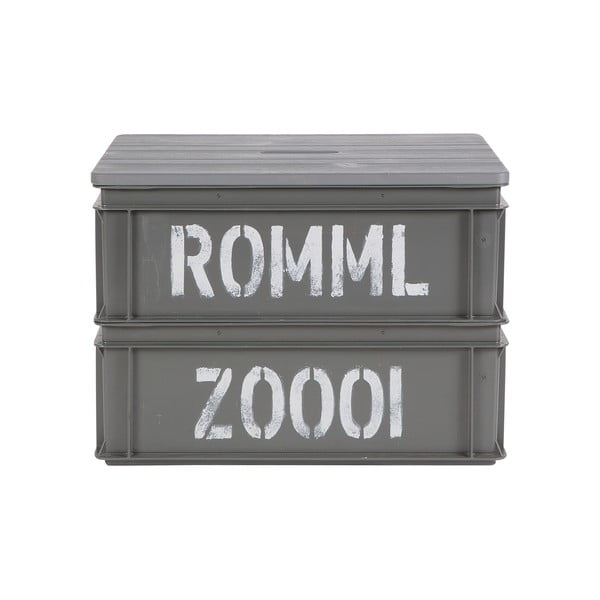 Truhlica Rooml, sivá