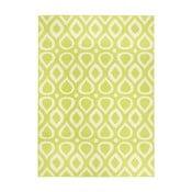Zelený koberec Vela, 160x225 cm