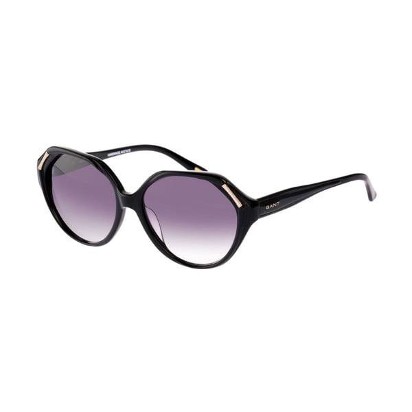 Dámske slnečné okuliare GANT Oval Black