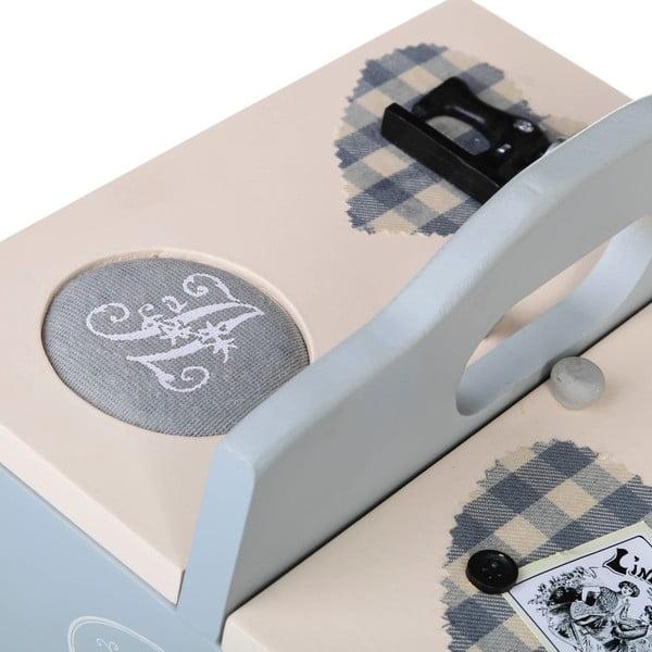 Úložný box na šitie so zásuvkou Unimasa Sewing