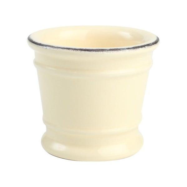 Krémový porcelánový stojanček na vajíčko T&G Woodware Pride of Place