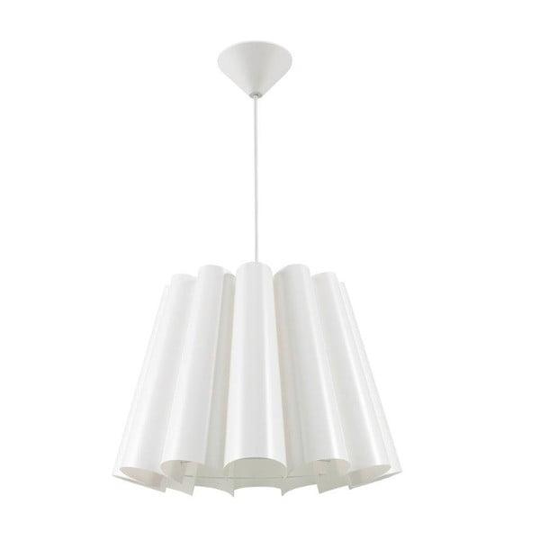 Stropné svetlo Genua 45 cm, biele