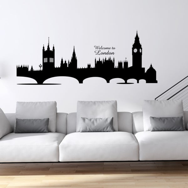 Samolepka Ambience London Skyline