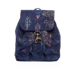 Kožený batoh Nature Blue