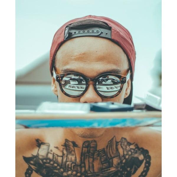 Slnečné okuliare z korytnačiny Cheapo Burn