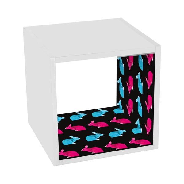 Odkládací stolík Geometric Rabbit
