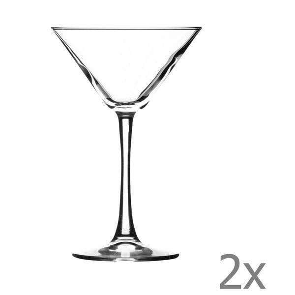 Sada 2 pohárov Entertain Coctail, 240 ml