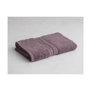Gaštanovohnedý uterák na ruky Madame Coco, 50 x 80 cm