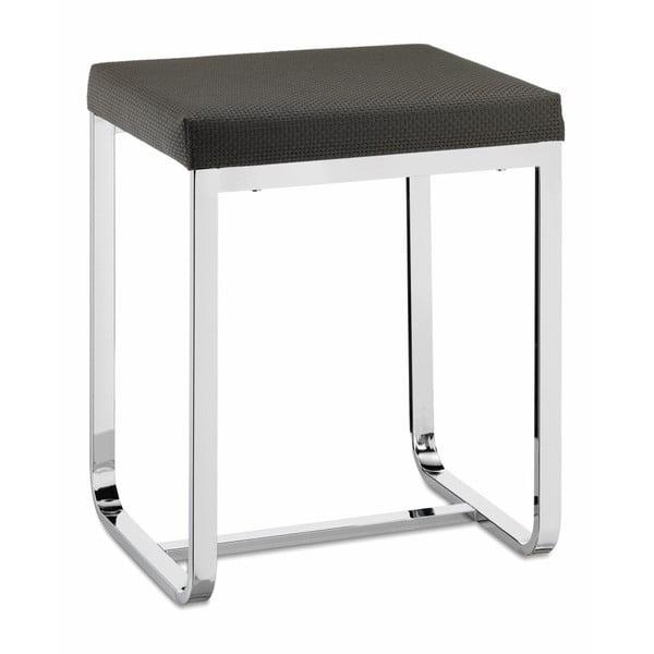 Sivá stolička Kela Lorin