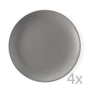 Sada 4 tanierov Granaglie Tourte, 27 cm