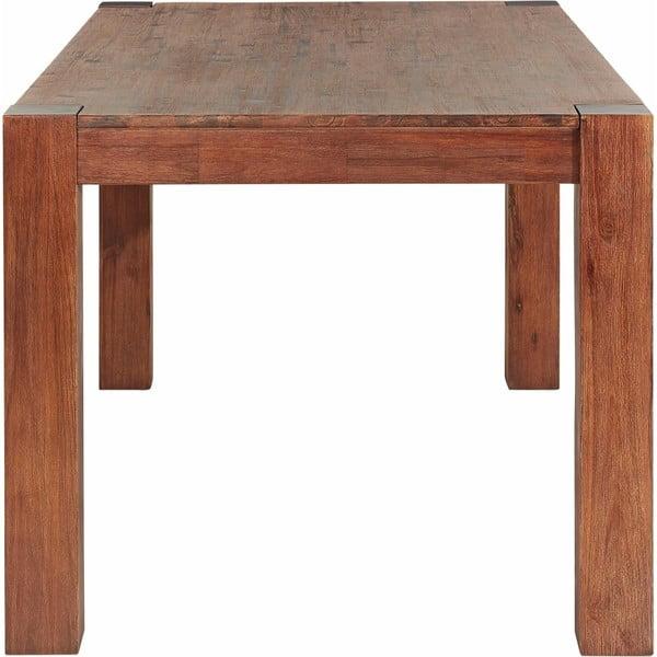Jedálenský stôl z masívneho akáciového dreva Støraa Minnie, 90×160cm