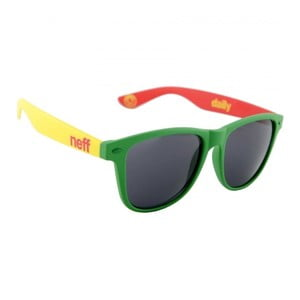 Sluneční brýle Neff Daily Rasta Soft
