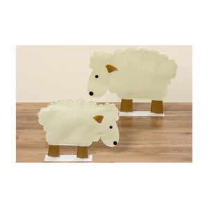 Dekoratívna plstená soška Boltze Sheep Twiggy