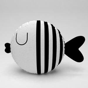 Detský vankúšik OYO Kids Fish With Black Stripes
