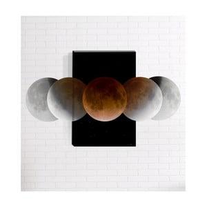 Nástenný 3D obraz Mosticx Planéty, 40 x 60 cm
