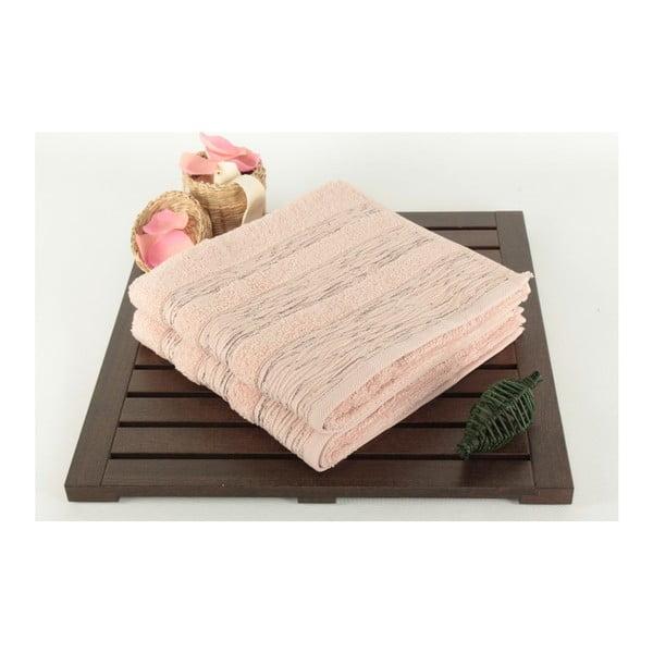Sada 2 uterákov Cizgili Powder, 50x90 cm