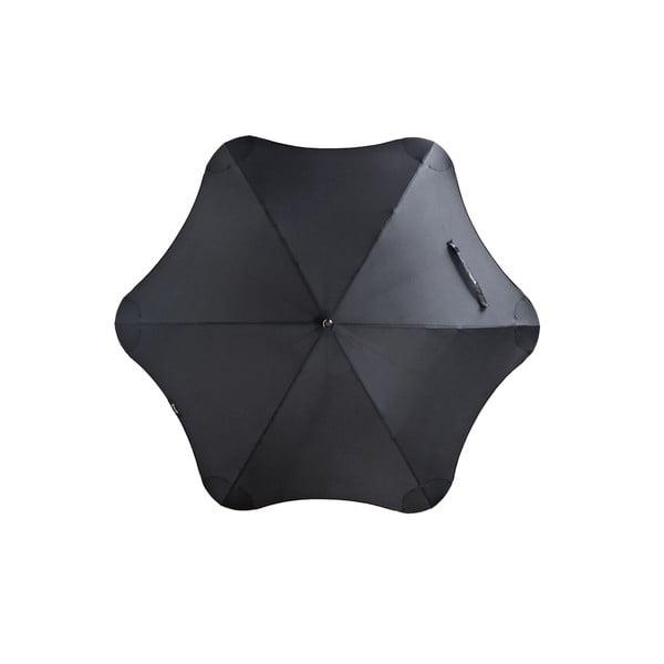 Vysoko odolný dáždnik Blunt XS_Metro 95 cm, čierny