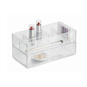 Úložný systém do kúpeľne InterDesign Calrity, 20,5x10x9,5 cm