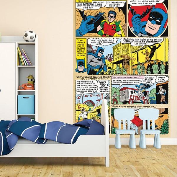 Veľkoformátová tapeta Batman Comics, 158x232cm