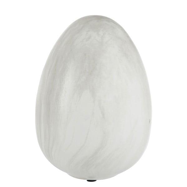 Dekorácia Egg Marble