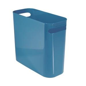 Úložný kôš Una Blue, 27x12 cm