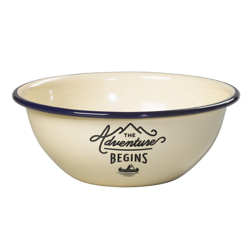 Smaltovaná miska Gentlemen's Hardware Tumbler Bowl Enamel