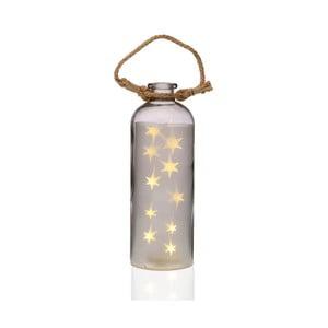 Svetelná LED dekorácia Versa Bottle Star