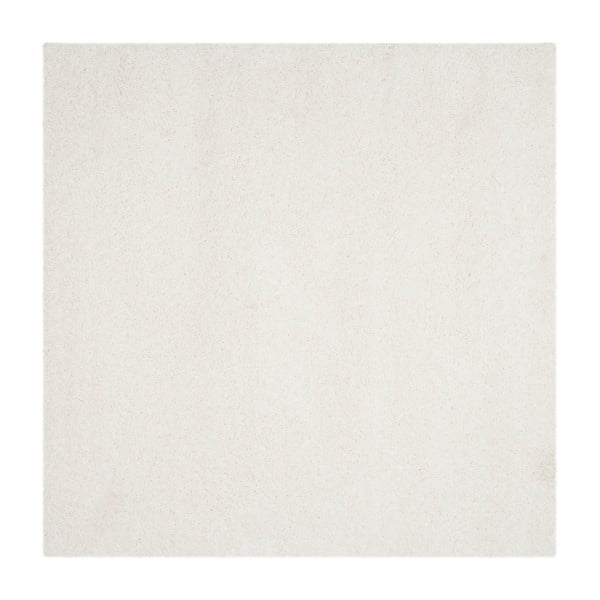 Koberec Crosby White, 200x200 cm