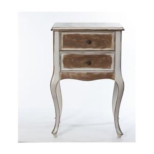 Odkladací stolík Monty Handmade, 46x33x70 cm