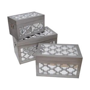 Set 3 boxov Romantic Mirrors