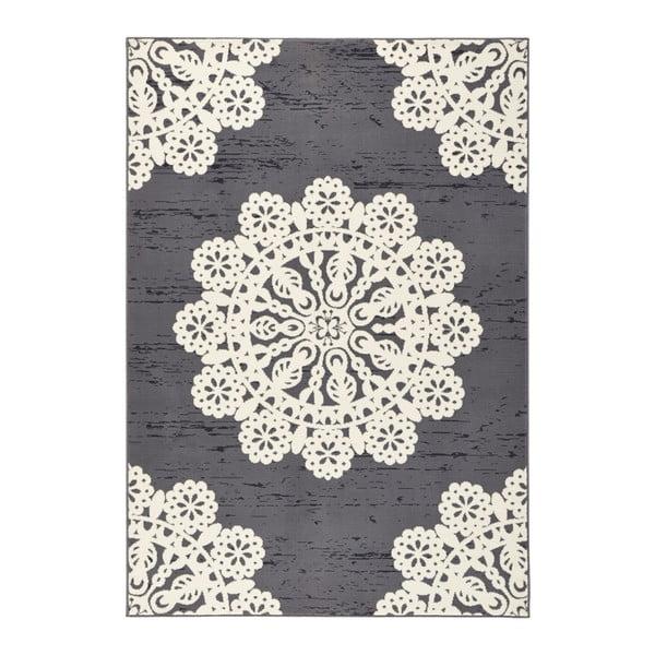 Sivý koberec  Hanse Home Gloria Lace, 160 x 230 cm