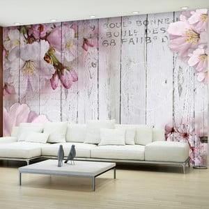 Veľkoformátová tapeta Bimago Apple Blossoms, 400x280cm