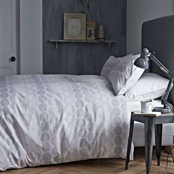 Obliečky Spot Grey, 260x220 cm