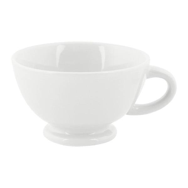Hrnček Jumbo Espresso, biely