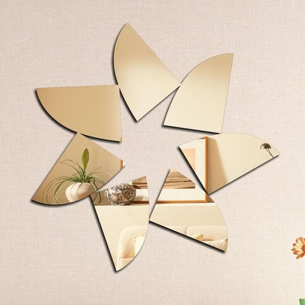 Dekoratívne zrkadlo Hviezda