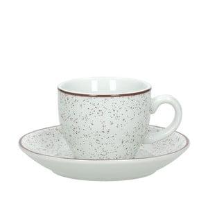 Set 6 ks šálok na kávu s tanierikmi Tognana Pepper