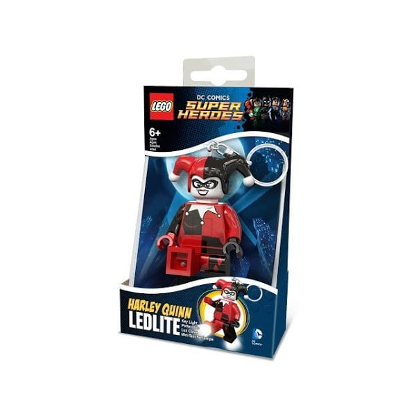 Svietiaca figúrka LEGO DC Super Heroes Harley Quinn