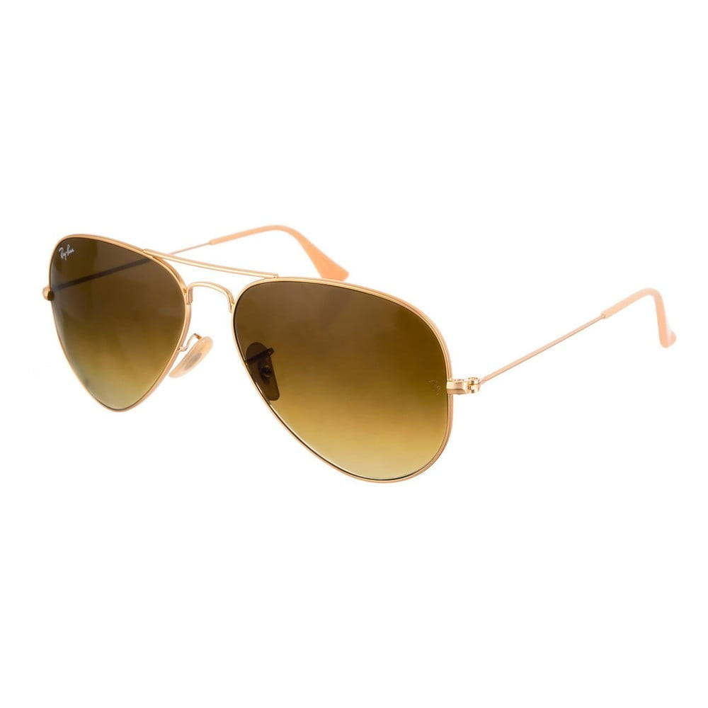 3f2aa2396 Pánske slnečné okuliare Ray-Ban Aviator Flash Dorado Mate | Bonami