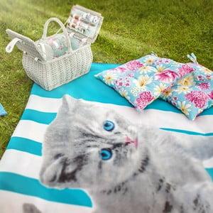 Fleecová deka Polar Cat, 130x160 cm