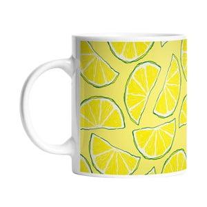 Keramický hrnček Sour Lemon, 330 ml
