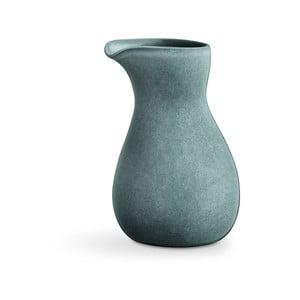 Zelená kameninová nádoba na mlieko Kähler Design Mano, 1 l