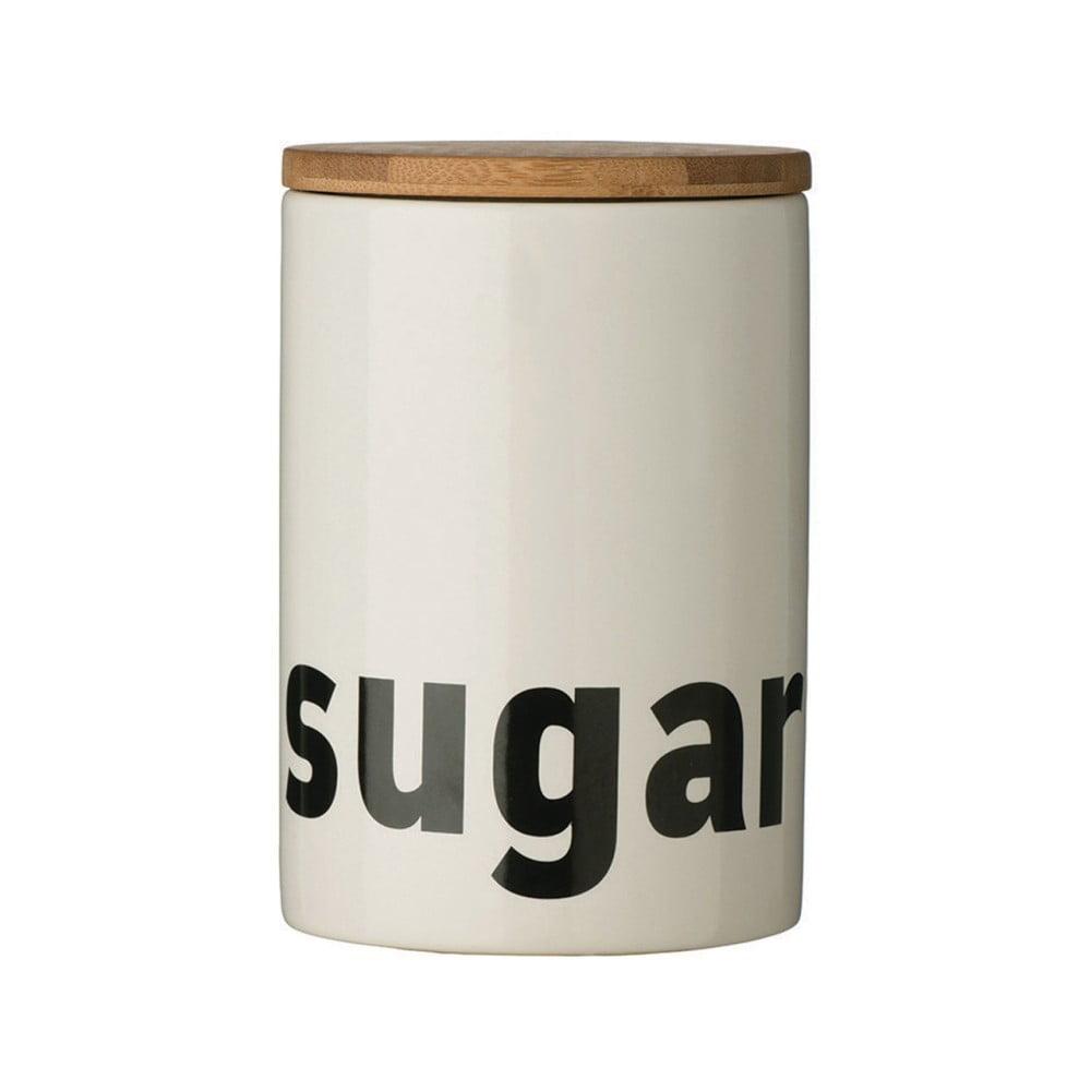 Dóza na cukor z dolomitu Premier Housewares, ⌀ 10 cm