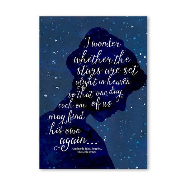 Plagát od Mia Charro - I Wonder