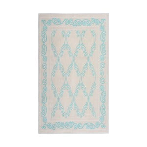 Koberec Bukle Omanli Turquoise, 80x300 cm