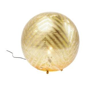 Stojacia lampa v zlatej farbe Kare Design Stardust