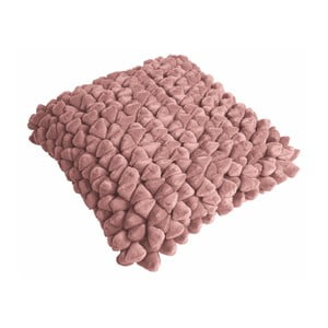 Ružový vankúš ZicZac Pebble, 45x45cm