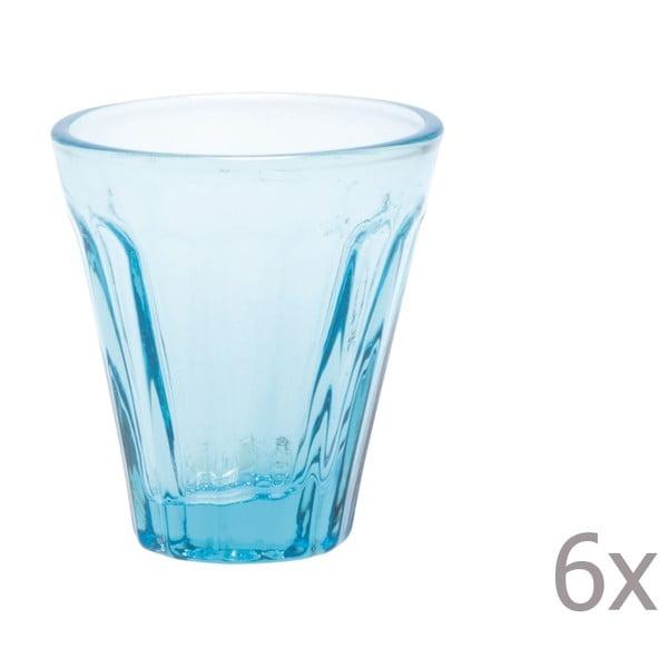Sada 6 pohárikov na likér Lucca Sky, 50 ml