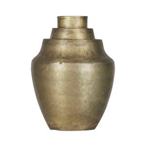 Váza v mosadznej farbe BePureHome Cheer