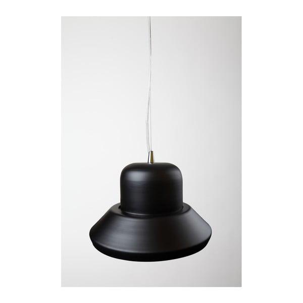 Závesné svetlo Brambla Prima Maxi, čierne
